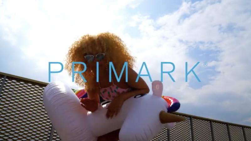 Primark Shoot